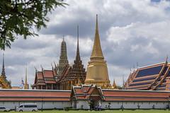 2016/07/28 11h05 Grand Palais (Phra Nakhon) (Valry Hugotte) Tags: bangkok bouddhadmeraude grandpalais palaisroyal phranakhon thailand thalande watphrakaeo temple templedubouddhadmeraude krungthepmahanakhon