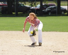 2016 Iowa Games, Softball (Garagewerks) Tags: girl sport female youth ball outdoors child outdoor bat games iowa h ames softball base 2016iowagames
