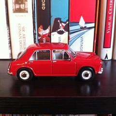 Morris 1100 1957 1/43 (IXO) (jinxlykin) Tags: morris morris1100 nuestrosqueridoscoches altaya diescast miniatures ixo