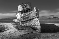 Shipwreck at Point Reyes (Richard Thelen) Tags: art shipwreck ship point reyes usa california canon6d trip travel notanudebeach nohdr