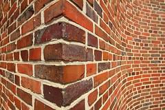 At the corner (Elbmaedchen) Tags: bricks backstein ecke corner
