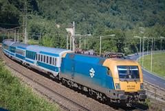 "MAV-Start, 470.006 EC-151 ""Emona"" (LTE 1216) Tags: 470006 hstart mav tren treno train taurus eisenbahn electric elok elektrick emona ec151"