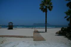 RINCONCILLO BEACH ( ALGECIRAS SPAIN ) EXPLORE 17-08-2016#299 (botavara_50) Tags: playa rinconcillo bahiadealgeciras beach estrechodegibraltar algeciras spain espaa