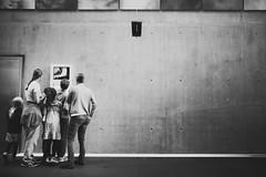 Linz. Ars Electronica (Paulina Wierzgacz) Tags: linz city museum people portrait art austria discover explore street reportage lab river rain ars electronica electronic fun 3d