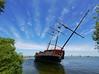 La Grande Hermine 2 (foxtail_1) Tags: lagrandehermine thebigweasel jordanharbour shipwreck