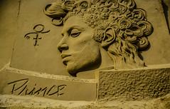 Sand sculptures in Ostend. (ost_jean) Tags: sculptures ostend prince singer zanger sand zandsculpturen ostjean nikon d5200 tamron sp af 1750mm f28 xr di ii vc ld chanteur oostende kunst art music muziek