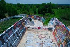 Abandoned Wet n Wild water park (rantropolis) Tags: abandoned abandonedontario abandonedpark wetnwild prudhommeslanding waterparks waterpark