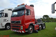Volvo FH reg NX56 EMK (erfmike51) Tags: volvofh artic truck lorry swedefest2016