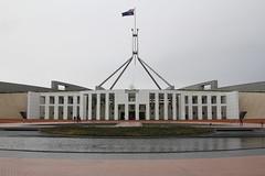 Canberra New Parliament House (NTG's pictures) Tags: canberra act australia new parliament house mount ainslie lookout point australian war memorial buildings
