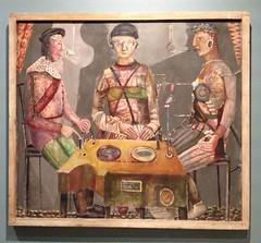 Alpo Jaakola : nittjt, 1962. (neppanen) Tags: sampen discounterintelligence helsinki suomi finland ateneum kuvataide taide art alpo jaakola alpojaakola maalaus painting nittjt recorders