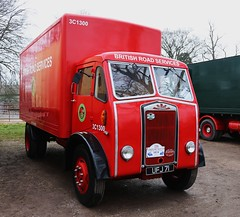 Albion Chieftain British Road Services UFJ71Frank Hilton 05042015 047 (Frank Hilton.) Tags: classic vintage frank hilton historic vehicles trucks classictruck truckphotos classiclorry transportphotos frankhilton lorryphotos northwesttrucks frankhilton05042015