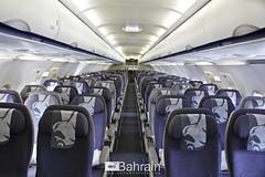Gulf Air Cabin (Airbus A320-200) (aeroBahrain) Tags: sky plane airplane photography bahrain airport flag aircraft aviation jet airshow airbus boeing cessna manama airbase facebook bombardier twitter instagram aerobahrain