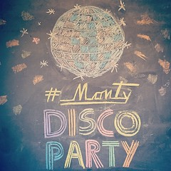Are U Ready? #montydiscoparty (montyke) Tags: square nashville squareformat iphoneography instagramapp uploaded:by=instagram foursquare:venue=4c54acfa30f92d7fc724d8ba