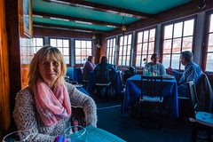 La Barca Interior (RagbagPhotography) Tags: restaurant la scotland italian edinburgh barca south lothian queensferry