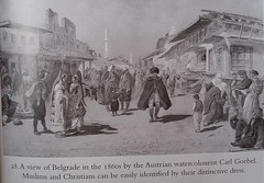 """Photo No 3, Illustration from the book """"Infidels, A History of the Conflict between Christendom and Islam"""" (rodeochiangmai) Tags: history belgrade"""