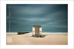free spirit (Emmanuel DEPARIS) Tags: sea france beach sand nikon chalet chanel emmanuel calais manche d800 deparis
