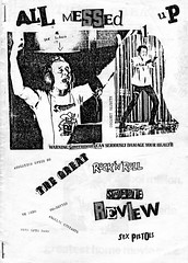 All Messed Up issue #1 (1980) (stillunusual) Tags: punk 1980 sexpistols sidvicious fanzine thegreatrocknrollswindle athleticospizz80 uksubs modettes ronniebiggs angelicupstarts punkzine punkfanzine allmessedup
