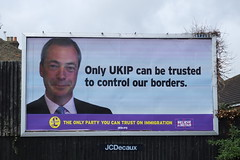 Do not trust this man! (Moldovia) Tags: ukip ukindependenceparty nigelfarage jcdecaux jcdecauxsa multinationalcorporation neuillysurseine paris france french jeanclaudedecaux jpsinghpannu advertising ad advertisment eurosceptic rightwing populist politicalparty unitedkingdom antifederalistleague europeanunion democraticlibertarianparty paulnuttall membersofparliament houseoflords europeanparliament uk elections councils seats europeanelections votes labour conservatives election politics political euroscepticism rightwingpopulism britishunionism conservatism economicliberalism alliancefordirectdemocracyineurope europeoffreedomanddirectdemocracy generalelection2015 britishgeneralelection people text sign signboard outdoor bridgecamera fujifilmfinepixhs50exr