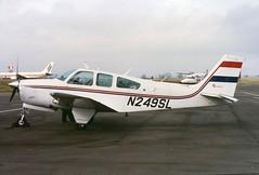 N249SL-NCL-16-03-1997 (swbkcb) Tags: bonanza ncl egnt f33c n249sl