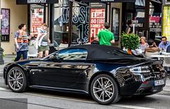 Aston Martin V8 Vantage Volante N430 (lavilyse) Tags: n430 amn430 vantagevolanten430 astonmartinvantage v8vantage v12vantage astonmartin vantagevolante astonmartinvantagevolante rare specialedition