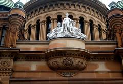 Queen Victoria Building - Sydney - Australia - 2014. (Eric R  Dodd) Tags: sydney australia queenvictoriabuilding queenvictoriabuildingsydney ericrdodd
