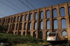 IMG_9678 (Cromik Photo) Tags: valle treno linea freccia trenitalia ferrovia caserta cascate argento ponti reggia binario acquedotto vanvitelli maddaloni carolino frecciargento