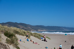 pointreyes beach (pandeesh89) Tags: sf beach water relax picnic outdoor natur pointreyes playtime 2016