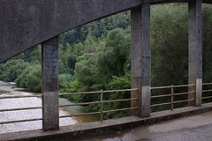 Bridge over Erimanthos river. (sarantosmeglis) Tags: pido