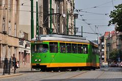 Dwag GT6 #614 MPK Pozna (3x105Na) Tags: dwag gt6 614 mpk pozna mpkpozna polen polska poland tramwaj tram strassenbahn