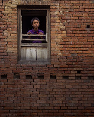 Traditional Window View (Subir Thapa) Tags: nepal nepali travel canon asia summer monsoon explore