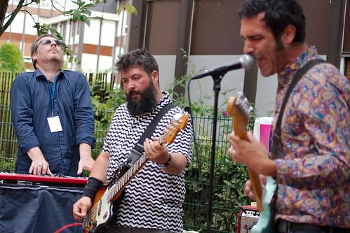 Deaf in Stereo aux Terrasses du Jeudi 2016