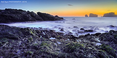 Siung Beach (SadAgus) Tags: pantai siung indonesia yogyakarta nikond800 carlzeiss distagon2825zf seascape sunset goldenhours beauty breathtakinglandscape cloudsstormssunsetssunrises