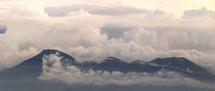 Flying over the Tropics - east Java ('Barnaby') Tags: travelling olympus barnabyrobson em5 asia east mountainsandclouds eastjava travel wwwbarnabyrobsonorg malang omd indonesia southeastasia bromo
