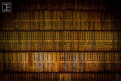 Woodblock printing (Jesus_Fernandez) Tags: woodblock printing japan japn nippon kyoto kioto wood madera buddhism budismo monasterio monastery color religious religion scriptures sacred
