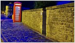 New Lanark (Ben.Allison36) Tags: new lanark scotland south lanarkshire night shot public phone world heritage site unesco