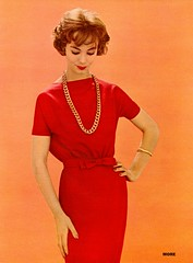 1958-Woman's Day (File Photo Digital Archive) Tags: 1950s 50s 1958 58 advertising vintage womansday portrait people indoor