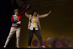 MX TV LA COMEDIA DE LOS ERRORES (Secretaría de Cultura CDMX) Tags: comedia errores titeria shakespeare