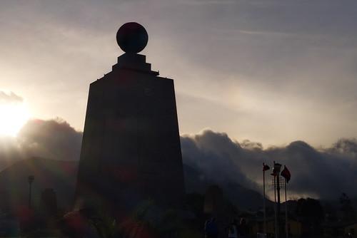 Mitad del Mundo, Ecuador