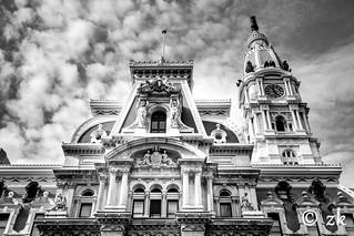 City Hall of Brotherly Love