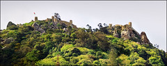 Springtime in Sintra - The great walls of Castelo dos Mouros,Sintra (Katarina 2353) Tags: sintra portugal spring katarina2353 katarinastefanovic panorama film nikon