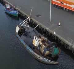 16-08-11 18-18-27 Arklow sunken boat (Stephen at i-Home/i-Fish (www.i-fish.ie)) Tags: drone dji phantom3 arklow
