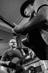 IMG_5933 (redrospective) Tags: 2016 20160731 comedownandmeetthefolks dannythechampionsoftheworld dannygeorgewilson london paullush theappletree concert cowboyhat electroacousticguitar gig glasses guitar guitarist hat instruments live music musicians people perspective singer singing