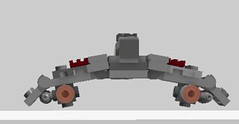 Lego Mini E-Wing (p13c30fch33s3) Tags: lego star wars mini ewing starfighter