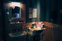 Boudoir #2 (Marianne vom Lande) Tags: amsterdam fujix fujifilm fujixpro1 travel boudoir prostitute redlightdistrict