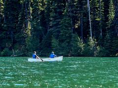 CanYou Canoe? (WarpFactorEnterprises) Tags: canoe canoeing manningpark summer2016 olympus waterproof pointshoot lightninglakecanoecanoeingmanningparksummer2016