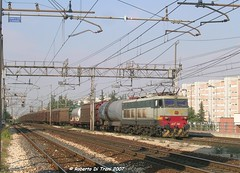 E655 504 (Di Trani Roberto) Tags: e655 504 bologna san ruffillo cargo trenitalia fs