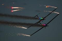 Aerosparx team (Jarco Hage) Tags: sunset airshow sanicole belgie belgium byjarcohage aviation airplane zonsondergang zon sun air show eble aerosparx team