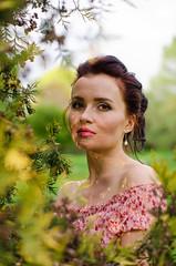 DSC_3831 (Altvod) Tags: portrait girl    nature  botanicalgarden people