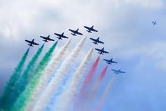 DSC_5633 (sauliusjulius) Tags: nato days ostrava 2016 czech air force september 17  18 leos janacek airport osr lkmt frecce tricolori 313 gruppo addestramento acrobatico aermacchi mb339