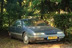 1990 Citroën XM V6 (NielsdeWit) Tags: nielsdewit auto car zt93ry maarsbergen abandoned